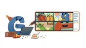 Google celebrates 22nd birthday with a doodle