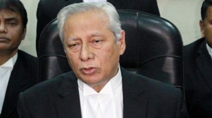 Attorney General Mahbubey Alam on ventilator support