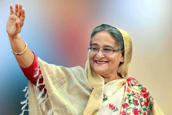 Hasina's 74th birthday today