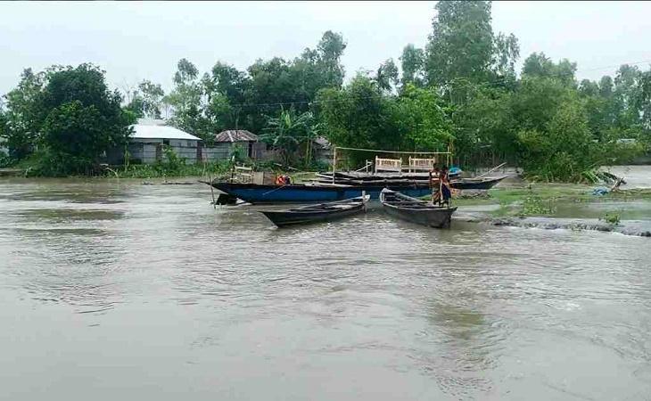 Kurigram flood situation worsens