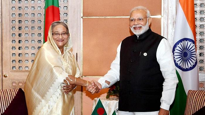 Hasina-Modi talks in Dec