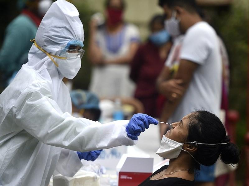 India coronavirus cases pass 6 million