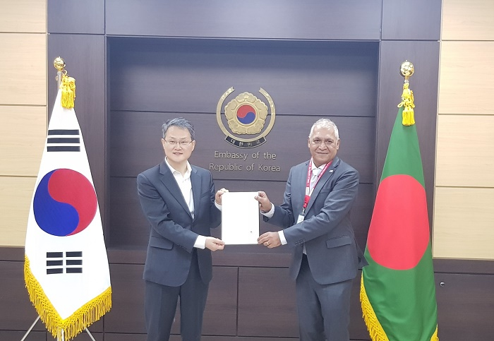 Korea gives $7 lakh to address humanitarian challenges in Cox's Bazar