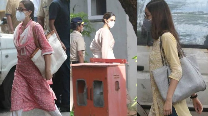 Drugs case: Deepika, Sara, Shraddha questioned for over 5 hours; Dharma employee arrested