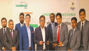 MOU Signed between LankaBangla Finance and Shinepukur Suites