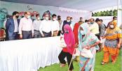 Sports fraternity celebrate PM's birth anniversary