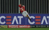 'Superman' Pooran wows IPL with 'unbelievable' six save