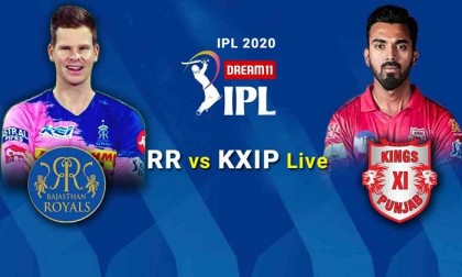 RR win by 4 wickets in IPL 2020
