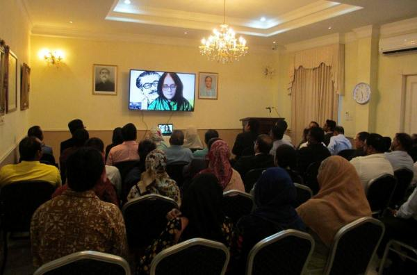 'Hasina: A Daughter's Tale' screened at Bangladesh High Commission in Brunei