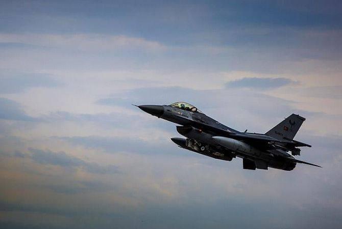 Armenia says its fighter jet 'shot down by Turkey'
