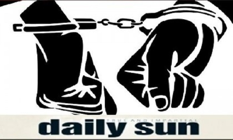 Cops arrest a killer receiving phone call in Mohammadpur