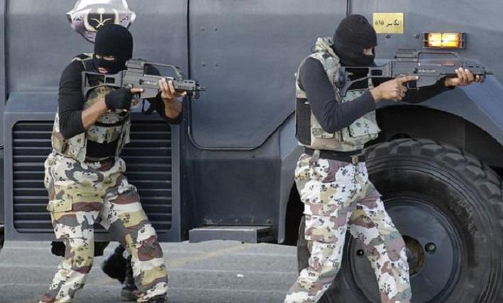 Saudi says broke up Iran-trained 'terrorist cell'