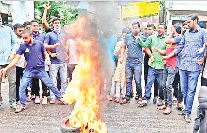 Gang-rape at MC College: Roni, Rajon and Ainuddin on 5-day remand