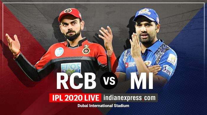 IPL: Royal Challengers Bangalore beat Mumbai Indians