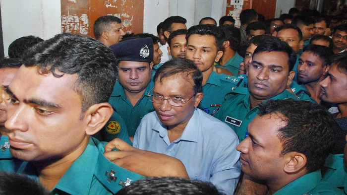 Indictment hearing in graft case against DIG Mizan, others Oct 20