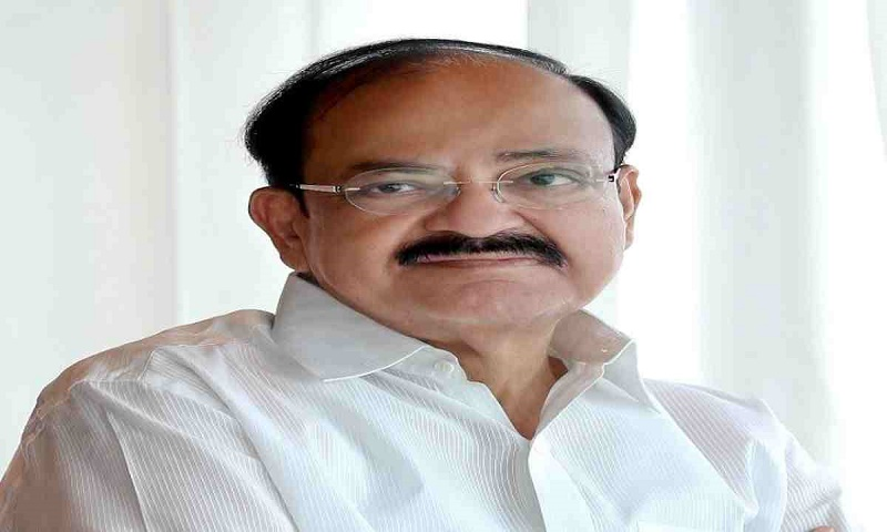 Indian Vice President Venkaiah Naidu tests positive for COVID-19