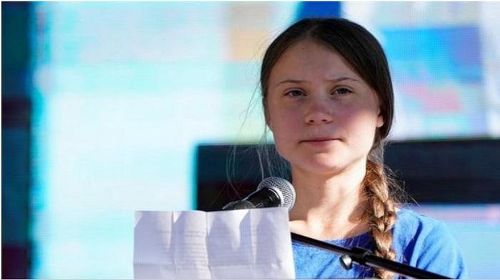 Greta Thunberg slams China for arresting 17-year-old climate activist