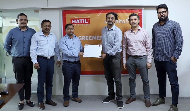 Magnito Digital, HATIL sign partnership deal