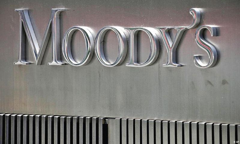 Moody's downgrades Sri Lanka