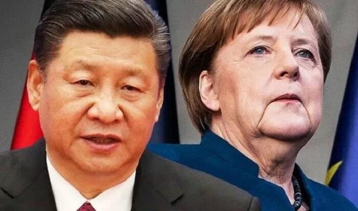 Merkel accuses China of 'cruel treatment' of minorities