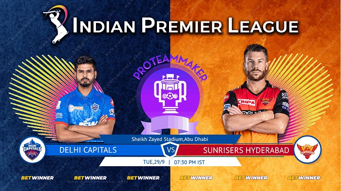 SunRisers Hyderabad pick up first win against Delhi Capitals