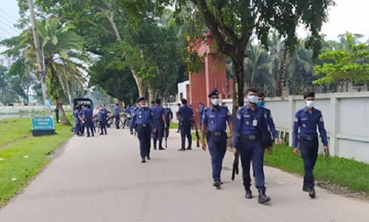 Verdict on Rifat murder: Security beefed up in Barguna town