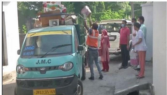Jammu Municipal Corporation assigns 150 autos for door-to-door garbage collection