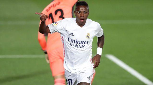 Madrid miss Hazard as Vinicius sneaks win over Valladolid