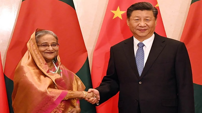 Bangladesh, China can further fortify ties through exploring new areas of cooperation: Prime Minister