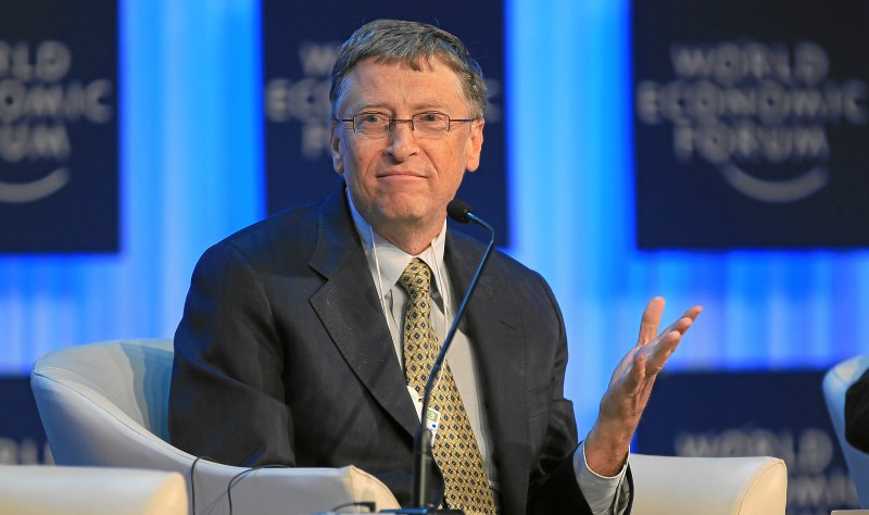 Bill Gates calls for greater vaccine efforts to eliminate COVID-19 globally