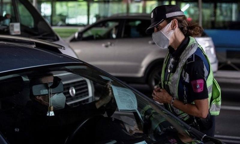 Madrid coronavirus: Spain orders lockdown amid rise in cases