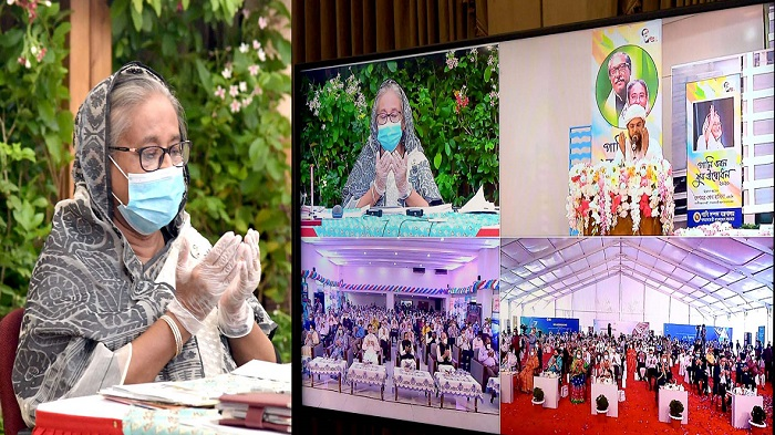Govt works on air connectivity with different countries: PM