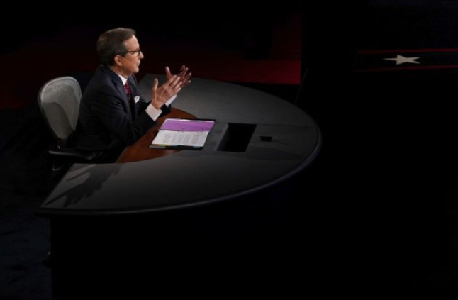 Moderator Chris Wallace on the wild presidential debate: 'It was revealing'