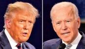 Trump, Biden trade heated barbs in  first debate