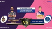 IPL: KKR beat RR by 37 runs