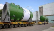 Atommash ship steam generators for Rooppur power plant