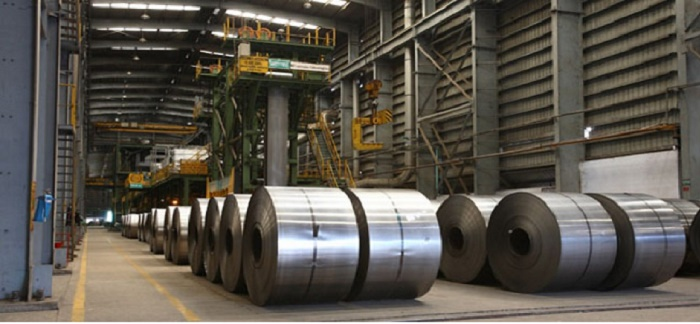Steel industry thriving on economic dev, mega projects