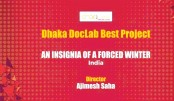 'An Insignia of a Forced Winter' wins Best Project award