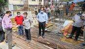 900 illegal  signboards removed  at Uttara