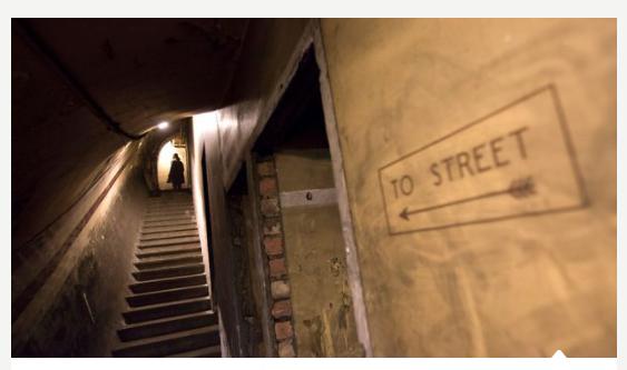 Britain's mysterious underground tunnels