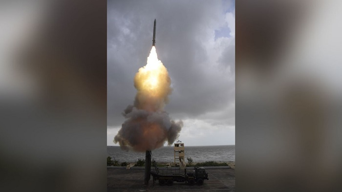 India tests missile that launches a torpedo hundreds of miles away