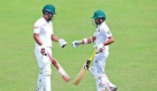 Tamim, Shadman guide Cook XI to easy win