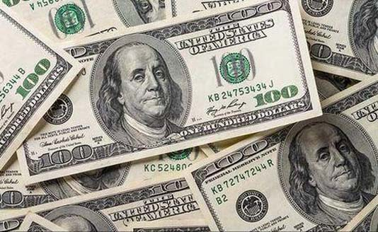 Forex reserves hit $40b for first time