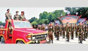 6 units of army get regimental colours