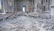 New shelling rocks Karabakh