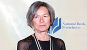 American poet  wins Nobel prize  in literature