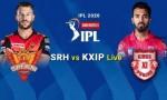 Sunrisers Hyderabad beat KXIP by 69 runs