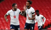 Calvert-Lewin gets debut goal as England win Wales friendly