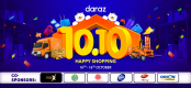 Daraz has come up with '10.10' Sale Campaign - 2020