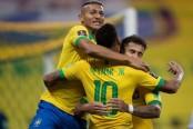 Firmino brace helps Brazil hammer Bolivia in WC qualifier
